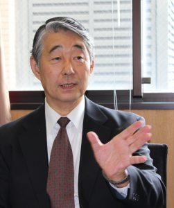 神尾彰彦さん(72歳)東京工業大...