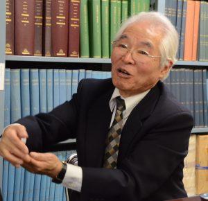 小林 武さん(72歳)関西大学名...